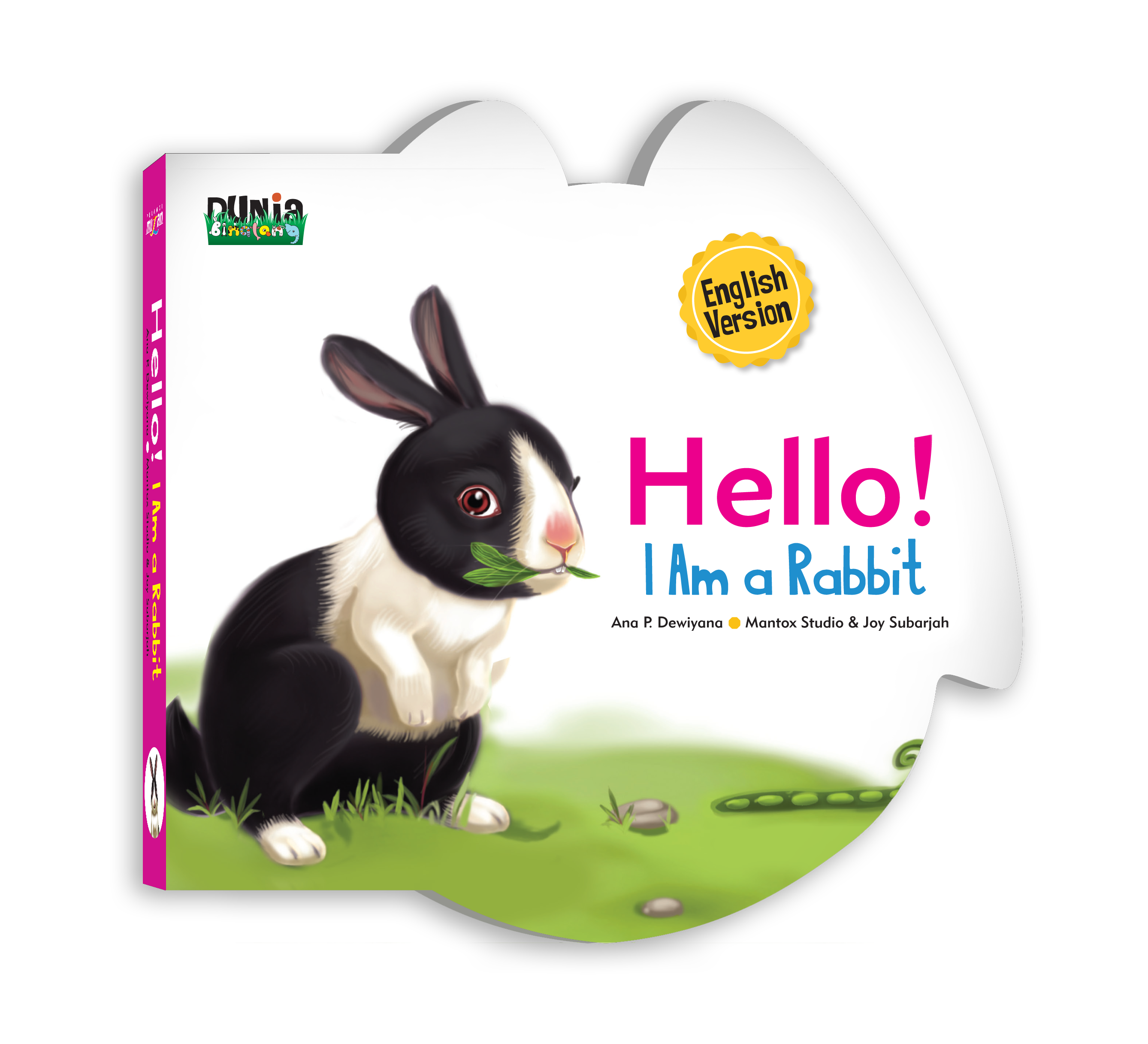 Hello! I Am a Rabbit